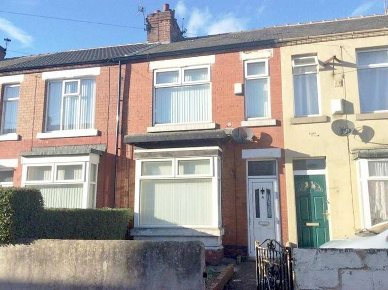 2 Bedrooms Terraced House for sale in Wheatly Park Road, Bentley, Doncaster