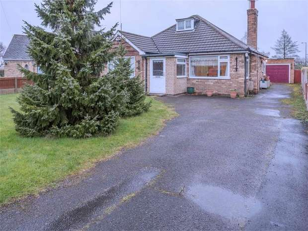 3 Bedrooms Detached Bungalow for sale in Cemetery Road, Hatfield, Doncaster, South Yorkshire