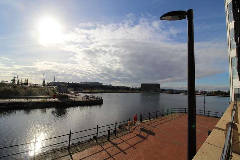 1 Bedroom Apartment Flat for sale in Adventurers Quay, Cardiff Bay
