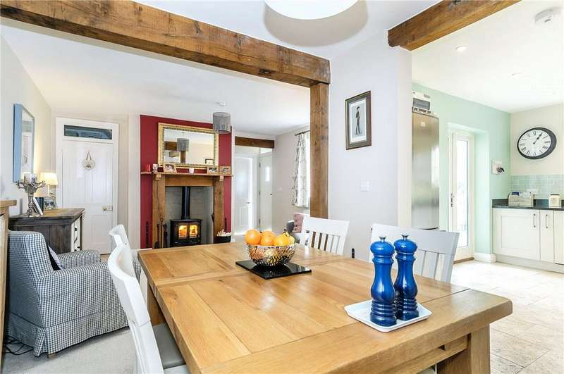 3 Bedrooms Semi Detached House for sale in Stoke Road, Smannell, Andover, Hampshire, SP11