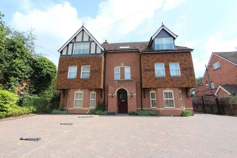 2 Bedrooms Apartment Flat for sale in Station Road, Dorridge