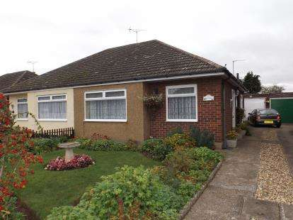 2 Bedrooms Bungalow for sale in Stanway, Colchester, Essex