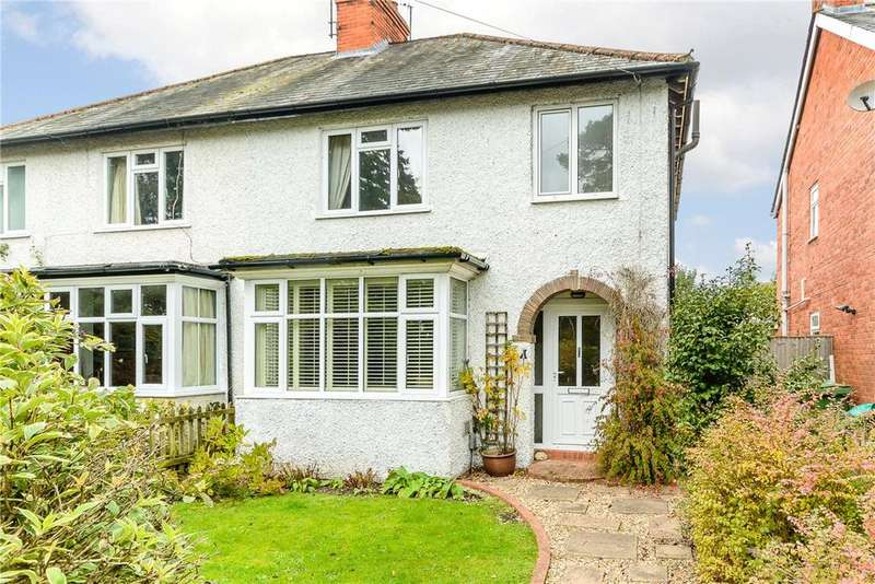 3 Bedrooms Semi Detached House for sale in Andover Road, Newbury, Berkshire, RG14