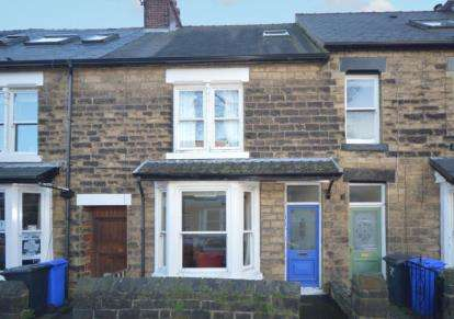 3 Bedrooms Terraced House for sale in Ladysmith Avenue, Sheffield, South Yorkshire