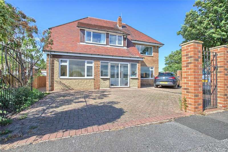 4 Bedrooms Detached House for sale in Lorton Road, Redcar