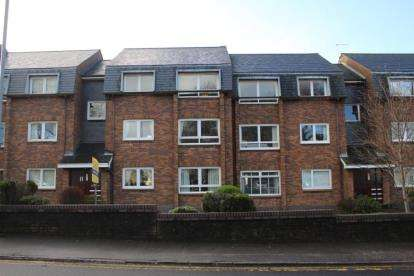 2 Bedrooms Flat for sale in Cedarwood Court, Main Road