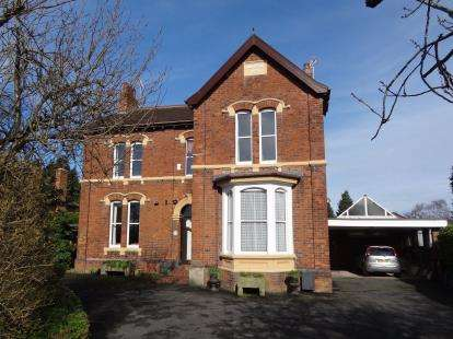 4 Bedrooms Detached House for sale in Station Road, Alsager