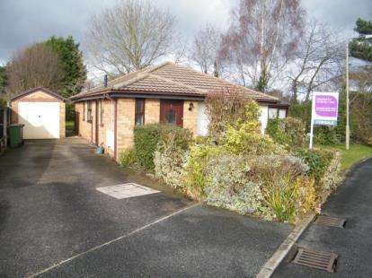 3 Bedrooms Bungalow for sale in Balmoral Close, Winsford, Cheshire