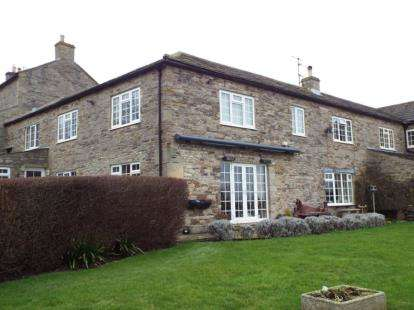 4 Bedrooms End Of Terrace House for sale in Harmby, Leyburn, North Yorkshire