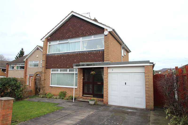 3 Bedrooms Detached House for sale in Enfield Grove, Normanby