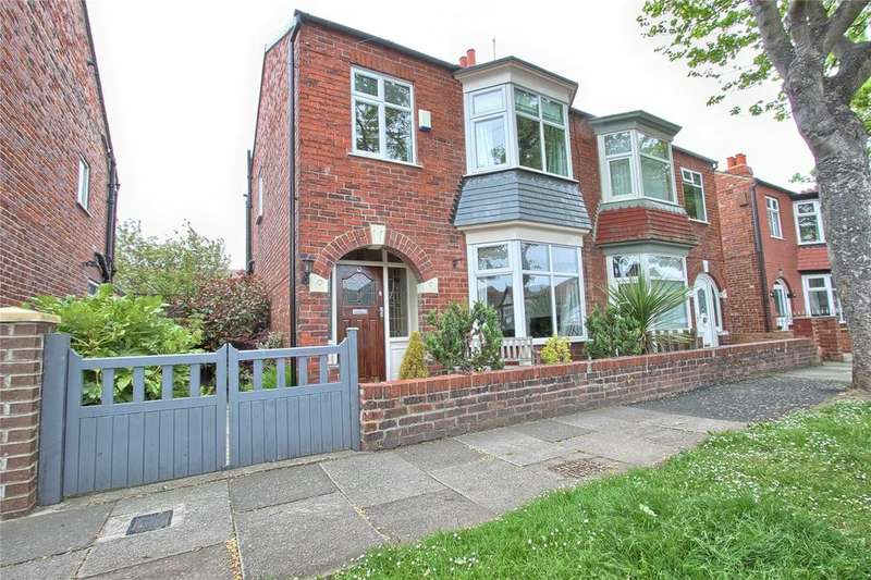 3 Bedrooms Semi Detached House for sale in Stanley Grove, Redcar