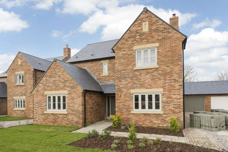 4 Bedrooms Detached House for sale in Plot 2, The Laxton