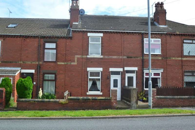 2 Bedrooms Terraced House for sale in Southmoor Road, Hemsworth