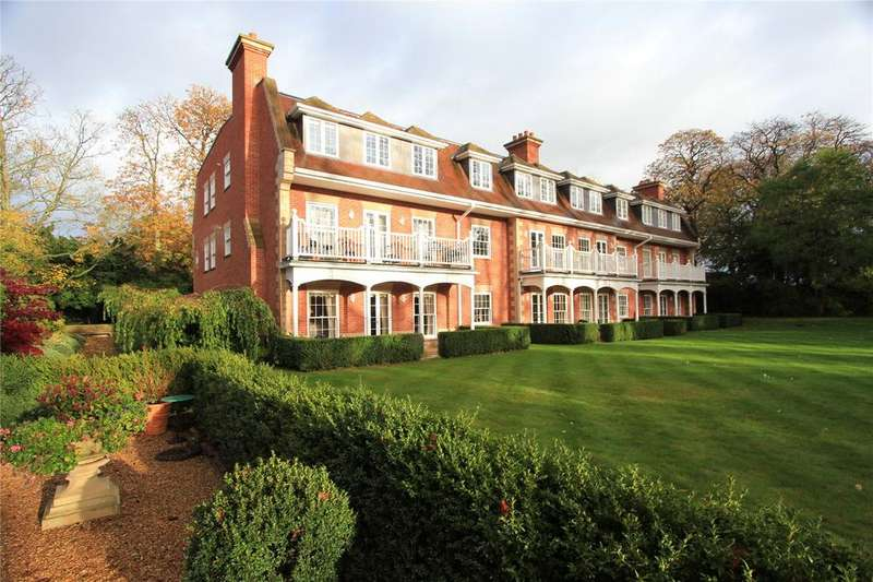 1 Bedroom Apartment Flat for sale in Wolverton Lodge, Newmarket, Suffolk, CB8