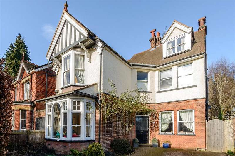 5 Bedrooms Detached House for sale in Manor Road, St. Albans, Hertfordshire