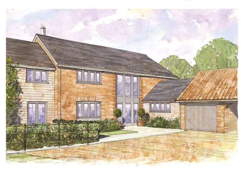 3 Bedrooms Semi Detached House for sale in Plot 3 School Road, Risby, Nr. Bury St Edmunds, Suffolk, IP28