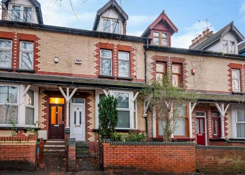 4 Bedrooms Terraced House for sale in Vaughan Avenue, Doncaster
