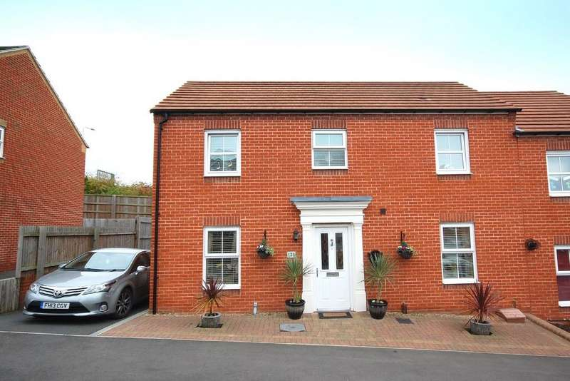 3 Bedrooms Semi Detached House for sale in Talmead Road, Herne Bay