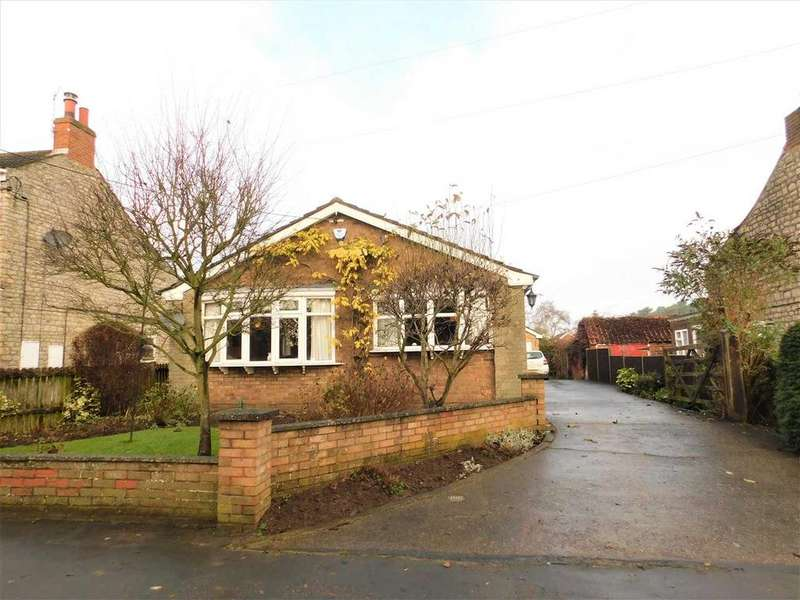3 Bedrooms Bungalow for sale in BRIGG ROAD, BROUGHTON, BRIGG