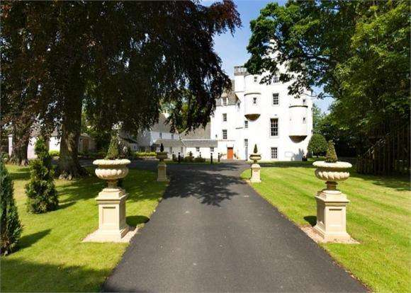 7 Bedrooms Detached House for sale in Castle Gogar, Edinburgh, Midlothian