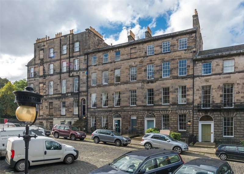 4 Bedrooms Terraced House for sale in India Street, Edinburgh, Midlothian