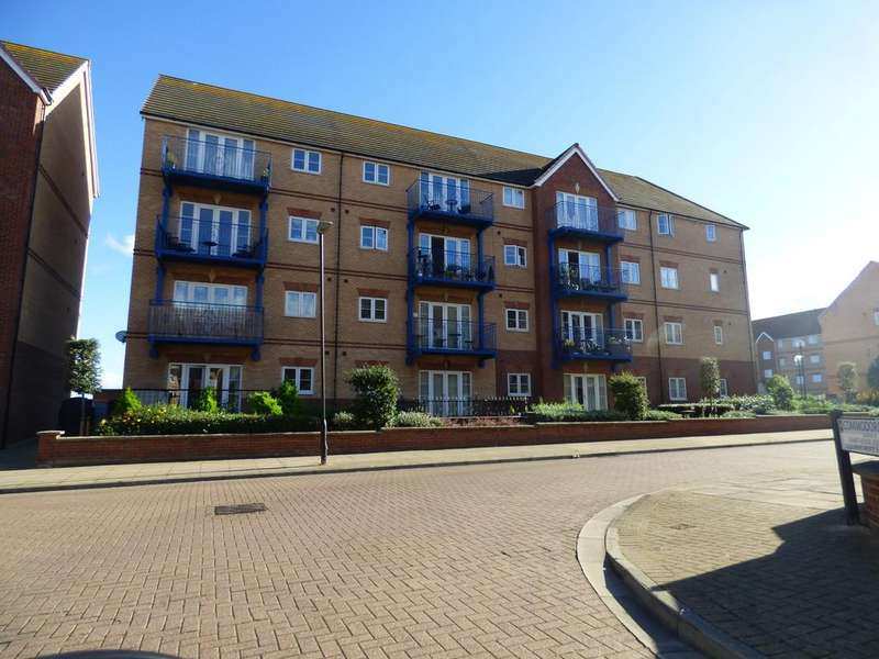 2 Bedrooms Flat for sale in Sandpiper, Hartlepool