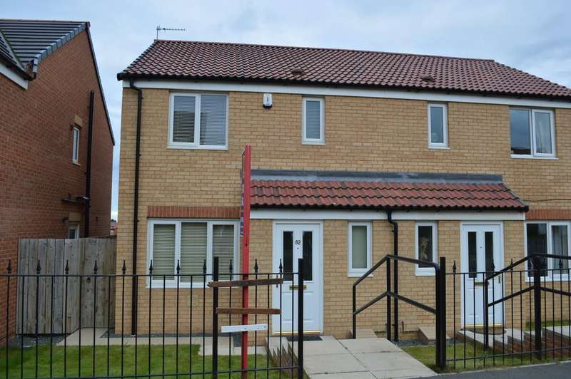 3 Bedrooms Semi Detached House for sale in Merlin Way, Hartlepool