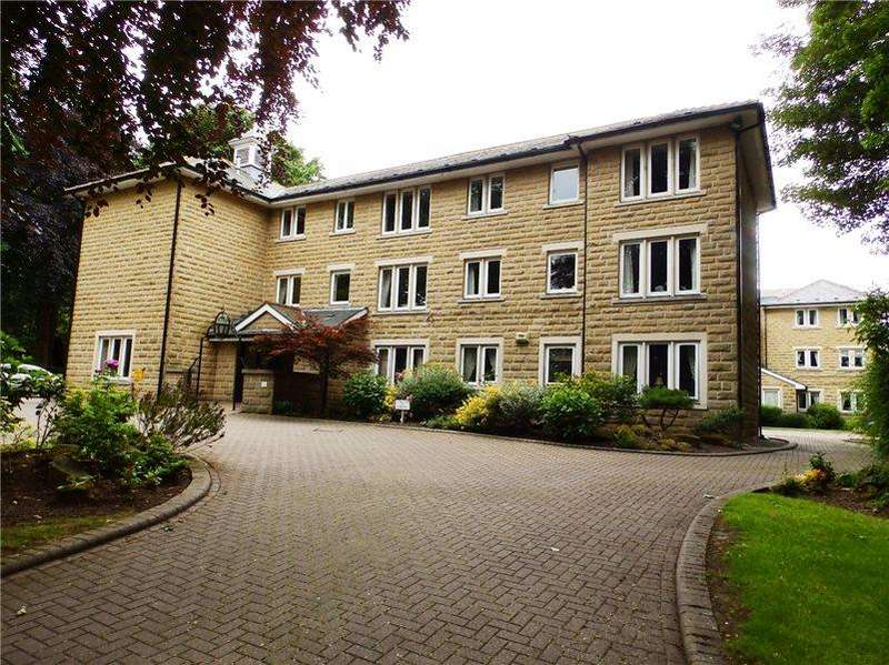 1 Bedroom Retirement Property for sale in THE MANOR, 10 LADYWOOD ROAD, LEEDS, LS8 2QF