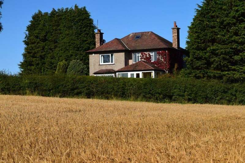 4 Bedrooms Detached House for sale in Muirward House, Scone, Perth, Perthshire