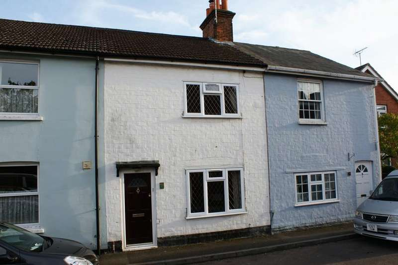 3 Bedrooms Cottage House for sale in Old Acre Road, ALTON, Hampshire