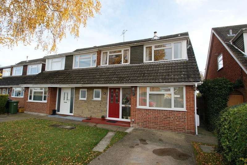 4 Bedrooms Chalet House for sale in Woollard Way, Blackmore, Ingatestone, Essex, CM4