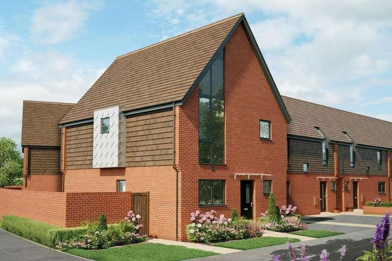3 Bedrooms Link Detached House for sale in Little Waltham, Chelmsford, Essex, CM3