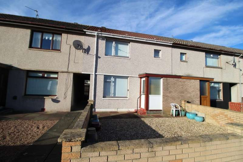 2 Bedrooms Property for sale in Ashgrove Terrace, Kinglassie, Lochgelly, KY5