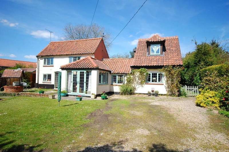 3 Bedrooms Detached House for sale in St Giles Road, Swanton Novers