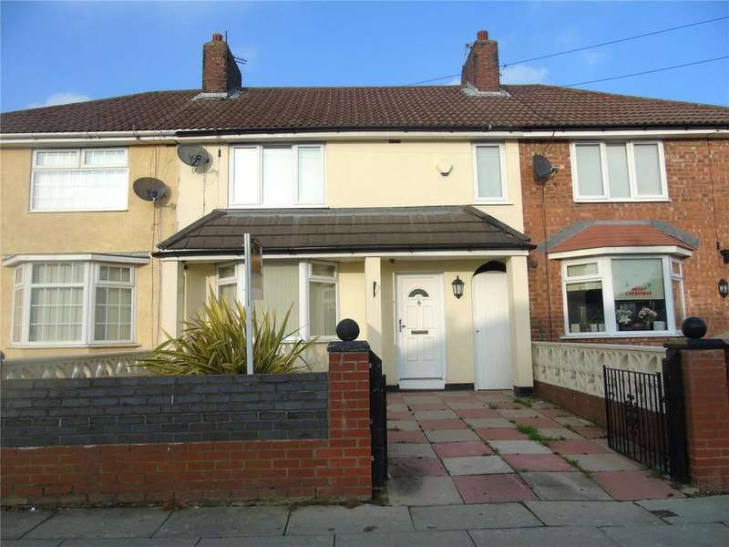 3 Bedrooms Terraced House for sale in Drake Road, Fazakerley, Liverpool, L10