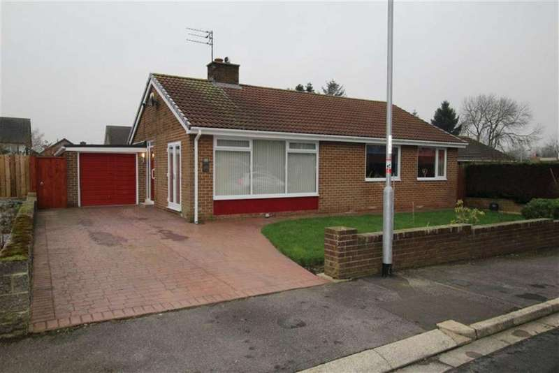 3 Bedrooms Detached Bungalow for sale in Aylmer Grove, Newton Aycliffe, County Durham