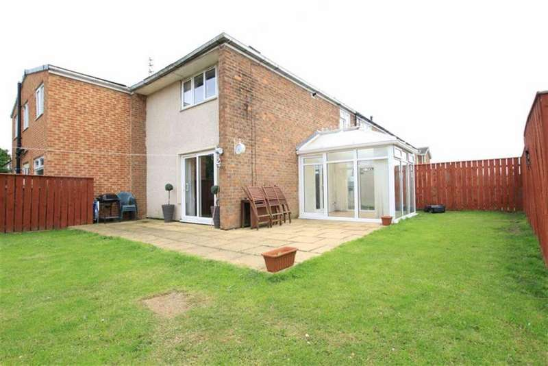 2 Bedrooms Terraced House for sale in Skirlaw Road, Newton Aycliffe, County Durham