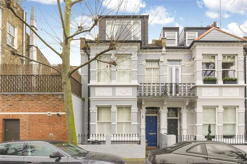 4 Bedrooms House for sale in Clonmel Road, Fulham, London