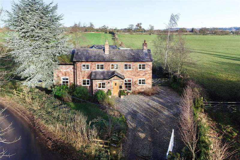 5 Bedrooms Detached House for sale in Burton, Tarporley, Cheshire