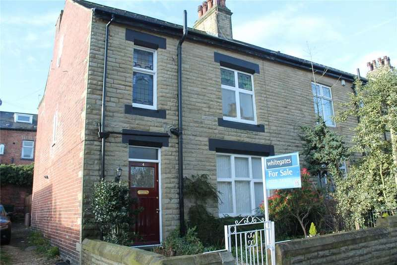 4 Bedrooms End Of Terrace House for sale in Pollitt Street, Barnsley, South Yorkshire, S75