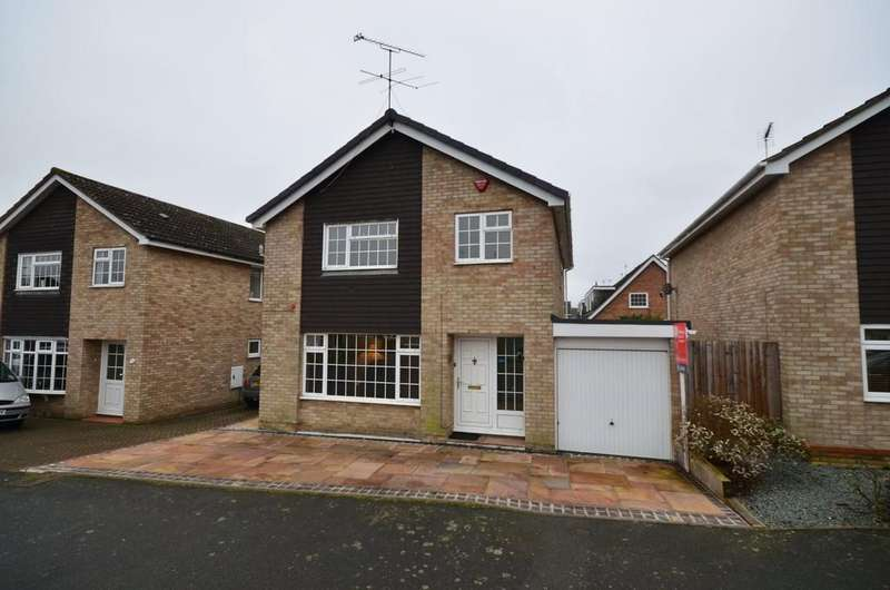4 Bedrooms Detached House for sale in Pondholton Drive, Witham