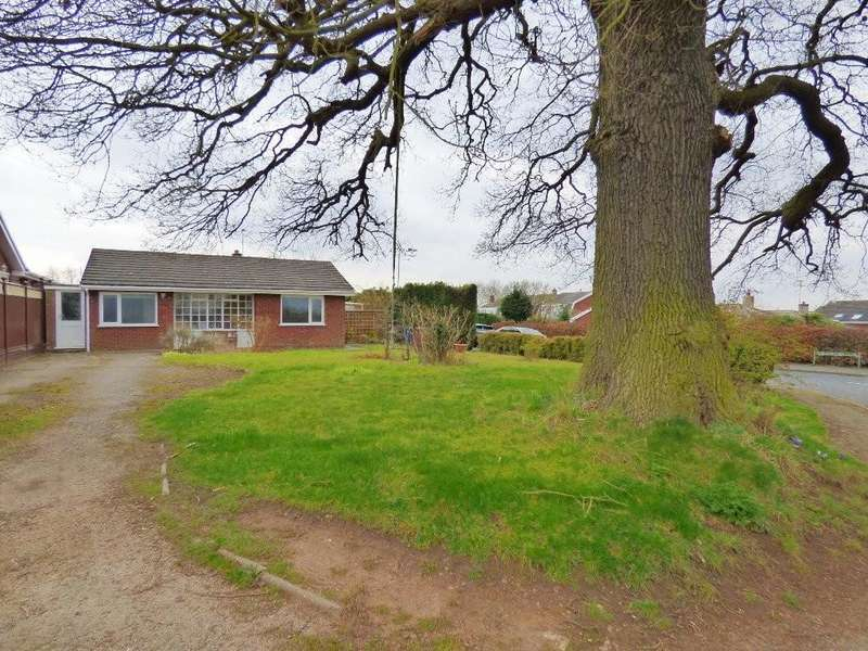 5 Bedrooms Detached Bungalow for sale in Little Tixall Lane, Great Haywood, Staffordshire