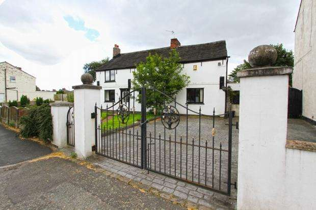 5 Bedrooms Detached House for sale in Penny Lane Haydock St Helens