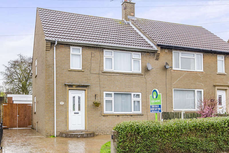 2 Bedrooms Semi Detached House for sale in Windmill Road, North Anston, Sheffield, S25