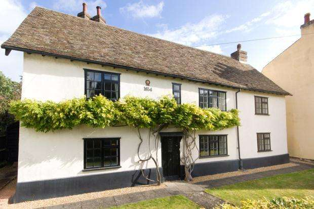 4 Bedrooms Detached House for rent in Grantchester Road, Trumpington, Cambridge