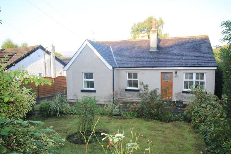 3 Bedrooms Detached Bungalow for sale in 2 Foxfield Road, Broughton in Furness