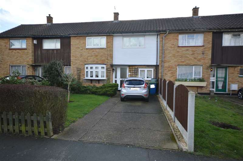 3 Bedrooms Terraced House for sale in Winifred Road, Pitsea, Basildon