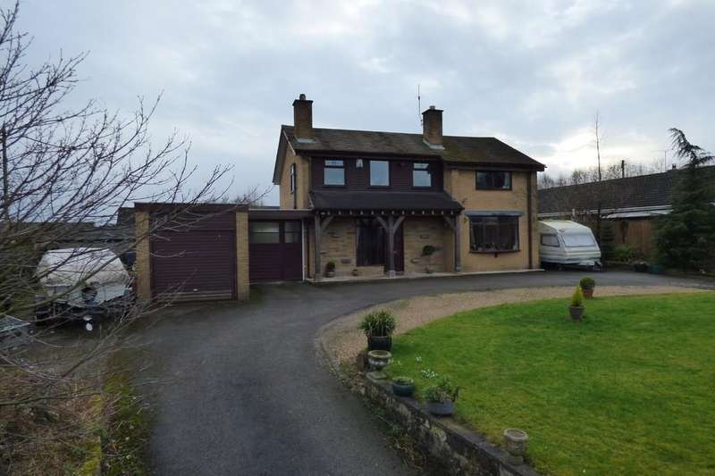 4 Bedrooms Detached House for sale in Alton Road, Denstone, Uttoxeter, Staffordshire, ST14 5DH