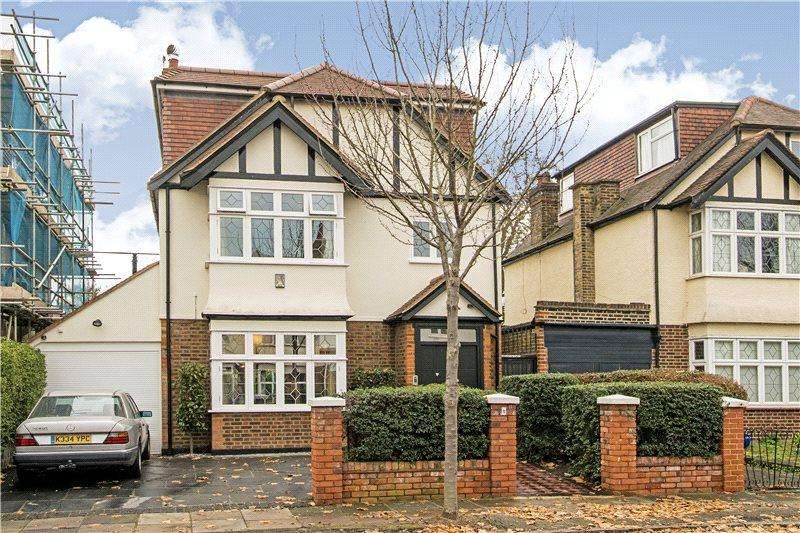 4 Bedrooms House for sale in Parke Road, Barnes, London, SW13