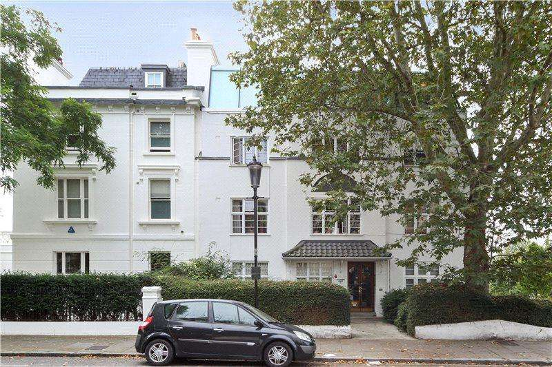 1 Bedroom Flat for sale in Lansdowne Court, 42 Lansdowne Crescent, London, W11